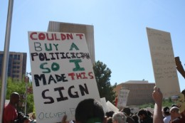 Picture from Occupy Phoenix